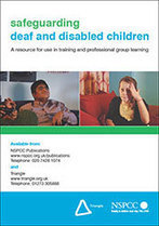 Safeguarding deaf and disabled children | NSPCC learning resource | Brighton & Hove Local Safeguarding Children Board | Scoop.it
