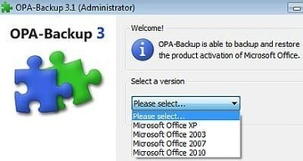 Sauvegarde et restauration de votre licence Microsoft Office | Education & Numérique | Scoop.it