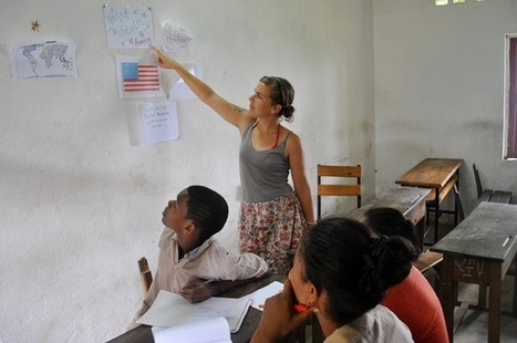 The 5 things I wish I had known before joining Peace Corps | CorpsAfrica | Scoop.it