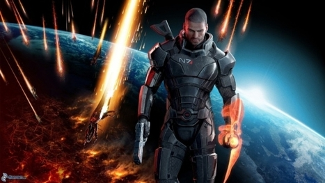 In Mass Effect 4 non ci sarà Shepard | ring of legends | Scoop.it