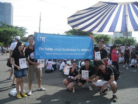 TRG International participated in the 16th Annual Terry Fox Run | TRG International | Scoop.it