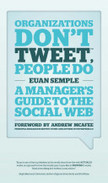Organisations don't tweet, people do | Internal Social Media | Scoop.it