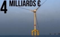 Attribution du parc éolien offshore d'Yeu/Noirmoutier, l'avenir dans les cartes ? | cartographie et aménagement du territoire | Scoop.it