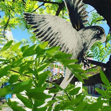 PUT A BIRD ON IT: ART THAT ADDRESSES CLIMATE CHANGE | The Arts and Sustainability | Scoop.it