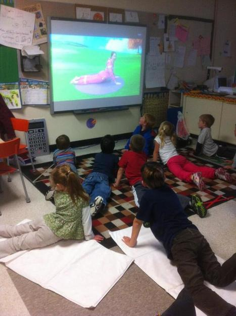 Twitter / learningmurd: Ok. Cosmic kids yoga on YouTube ... | Cosmic Kids Around The World! | Scoop.it