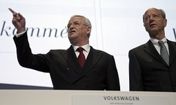 Volkswagen executives describe authoritarian culture under former CEO | Edexcel Theme 4 Economics | Scoop.it