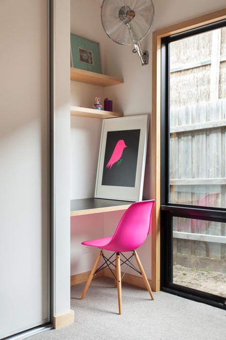 Déco et Couleurs: Le rose débarque dans toutes les pièces de la maison | Décoration, tendances et bons plans | Scoop.it
