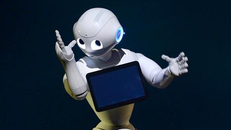 Une banque japonaise embauche... des robots | La Transition sociétale inéluctable | Scoop.it