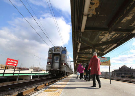 South Shore proponents lay tracks for expansion | Passenger Rail Resurgence in the U.S. | Scoop.it