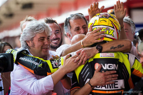 MotoGP: Forward Racing Boss Arrested   Racing news from around the web   Scoop.it