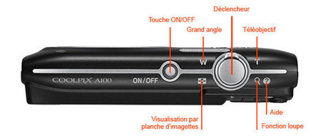 Nikon Coolpix A100 – Test complet   ditesouistiti.com   Photographie   Scoop.it