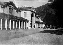 Les thermes de Luchon - L'Histoire par l'image | GenealoNet | Scoop.it