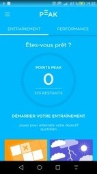 PEAK  Pour exercer ses neurones | Mobile Troopers | Applications mobiles | Scoop.it