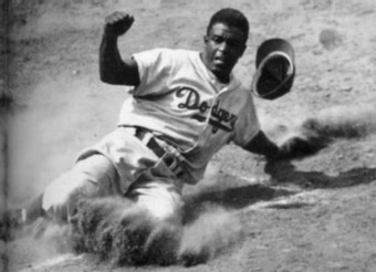 Jackie Robinson Signs a Major League Contract with the Brooklyn Dodgers | Sporting Moments | Scoop.it