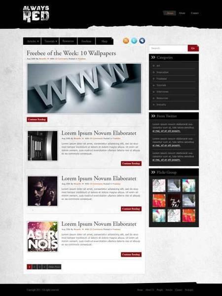 35 Creative and Sleek Website Design Tutorials Using Photoshop | Pensar DIferente | Scoop.it