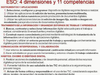 Las competencias básicas en el ámbito digital | Académicos | Scoop.it