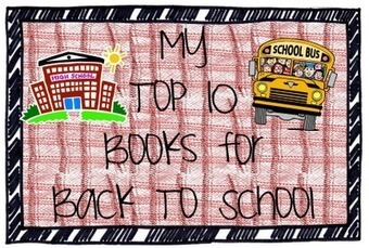 Gr 1-3 Top 10 Back to School Picture Books | El. School Library | Scoop.it