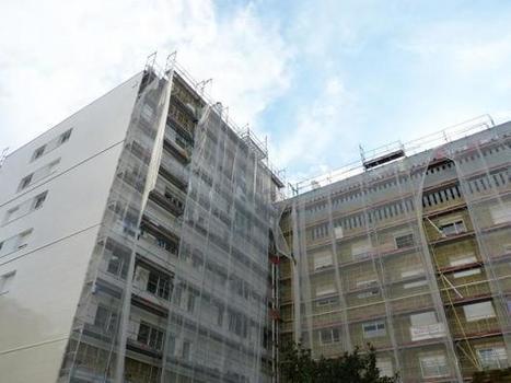 ITE d'envergure pour une copropriété parisienne - Construction21 | Construction21 | Scoop.it