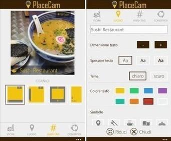 PlaceCam per Windows Phone si aggiorna alla versione 1.0.2 | Windowsphonino | Italy loves WP8 | Scoop.it