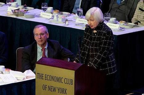 Yellen's comments moved markets -- but are Fed forecasts accurate? | Preston McSwain | Scoop.it