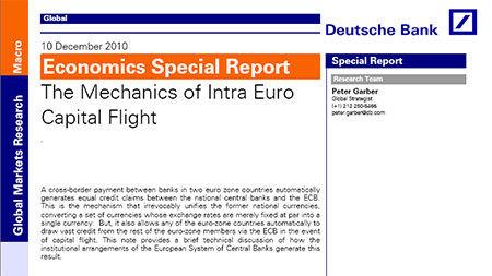 Der automatische Bailout durch die EZB | ECONOMY & Transparency | Scoop.it