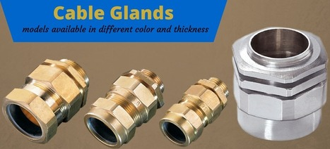 Global demand and availability of cable glands in market | Business | Scoop.it