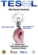 convention 2015 | TESOL SPAIN | Teachers of English to Speakers of Other Languages in Spain | Tools for  Teaching | Scoop.it