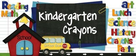 Kindergarten Crayons: It was a crazy week of learning | STEM | Scoop.it