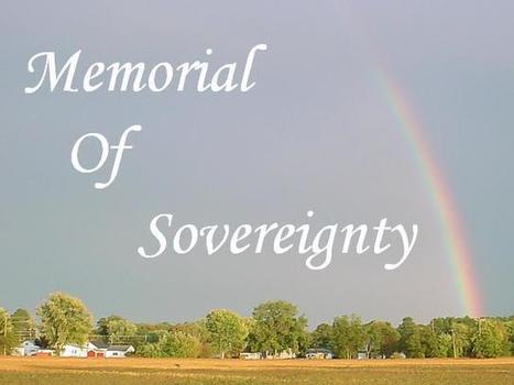 Memorial Of Sovereignty - Holy Bible Treasures   blogging   Scoop.it