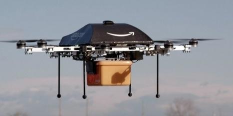 Les mini-drones veulent s'imposer sur le marché des services aériens en 2014 | 694028 | Scoop.it