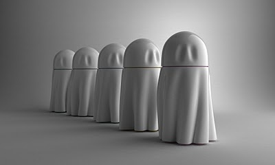 Ghost Urn by Anna Marinenko | Art, Design & Technology | Scoop.it
