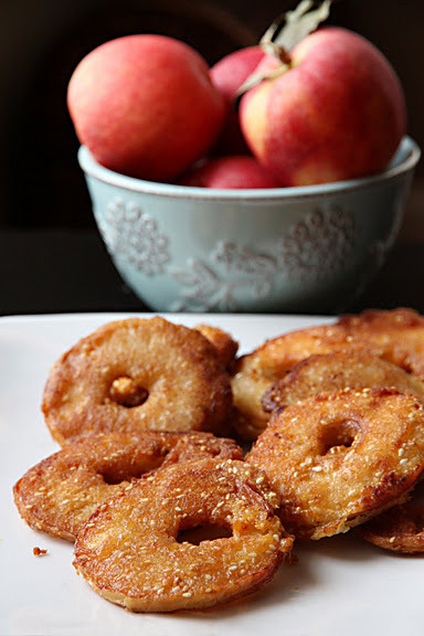 Apple Fritters in the Style of Thai Fried Bananas | Foodie | Scoop.it