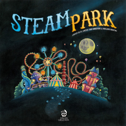 Steam Park - The Gamer Nerd | Geekdom | Scoop.it
