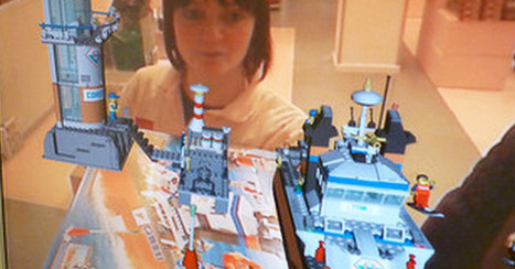 How to Get Augmented Reality into the Classroom | Digitale Spiel- und Lernwelten | Scoop.it