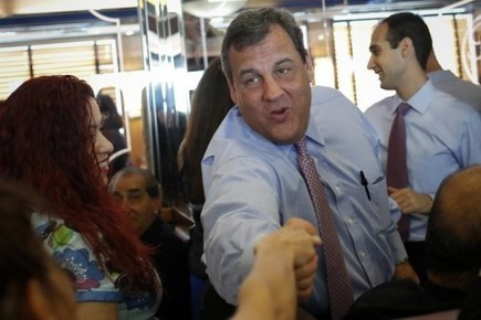 Newark, NJ - Couple Sues Christie Over Gay 'Therapy' Ban