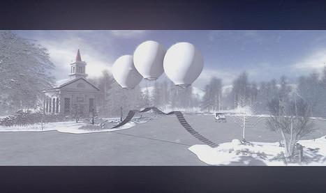 Maison de L'amitié - Second life | Second Life Destinations | Scoop.it