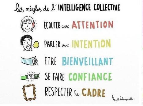 les règles d'or de l'intelligence collective | Nouvelle Trace | Scoop.it