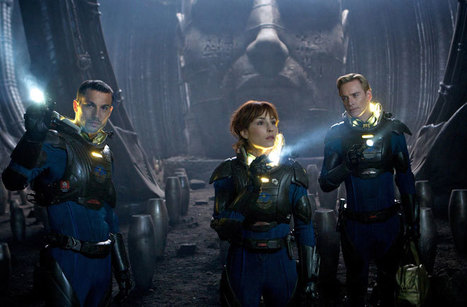 Prometheus Crew Spills Its Guts About Movie's Most Shocking Scene | Good Advice | Scoop.it