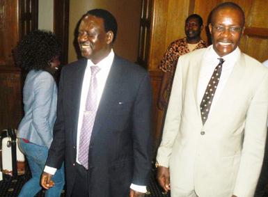 Okiya Omutata Pre-Launches March 4th Movement - Msema Kweli | African SEO | Scoop.it