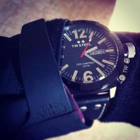 Photo of the day! From the CEO Canteen Collection the CE1031 | 45mm | CE1032 | 5... | TW Steel Watches | Scoop.it
