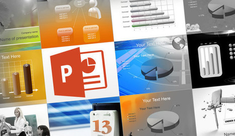 Where to Find Free PowerPoint Themes & Templates | El rincón de mferna | Scoop.it