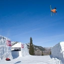 Tom Wallisch : Ski freestyle à Mammouth au printemps (vidéo) ! - meltyXtrem | Julien Remenieras | Scoop.it