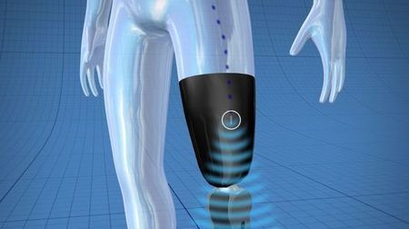Breakthrough bionic leg prosthesis controlled by subconscious thoughts | Cyborg Lives | Scoop.it