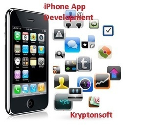 Software Mobile Outsourcing Firm India | Offshore iPhone app development At Kryptonsoft | Scoop.it