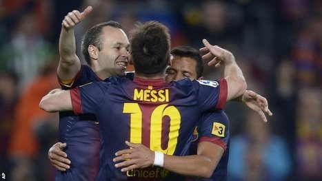 Barcelona set for evolution not revolution after title win in Spain | AC Affairs | Scoop.it