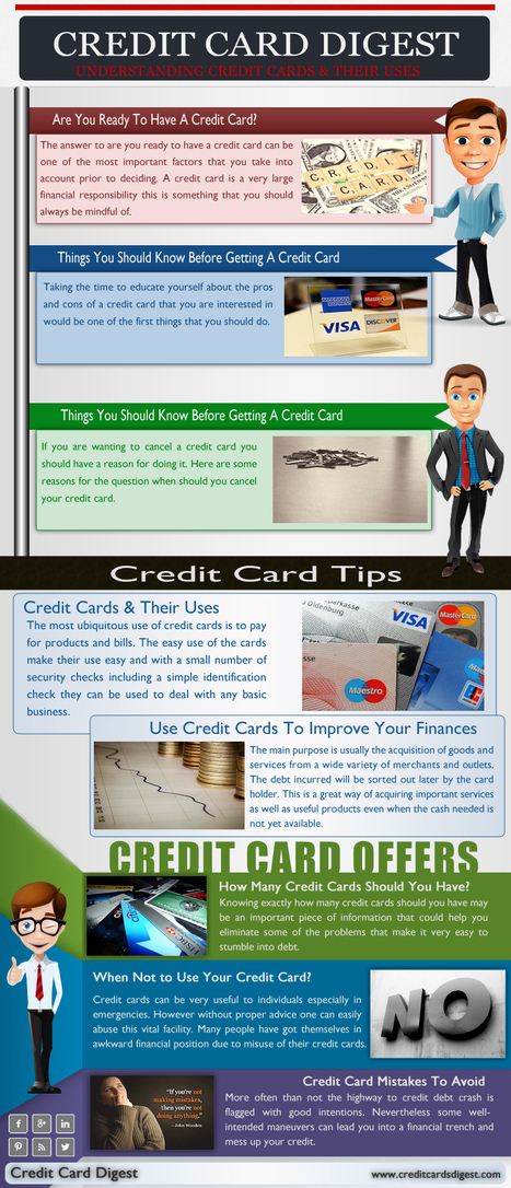 Credit Card Digest   Credit Card Digest   Scoop.it