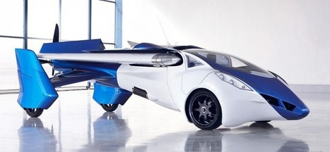 """""""The World's First Flying Car Is Finally Here""""   Spirit Science & Metaphysics   01/26/15   FDW's Daily Scoops   Scoop.it"""