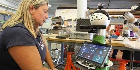 Le robot compagnon de Robosoft gagne le concours mondial de l'innovation | Une nouvelle civilisation de Robots | Scoop.it
