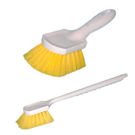 Scrub Brushes Plastic Handle - Hight Brush | Stylish Brushes | Scoop.it