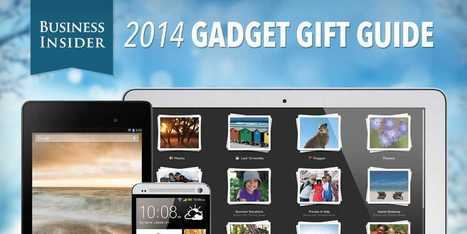 The 37 Best Gadget Gifts You Can Buy This Year | Personalized Gifts | Scoop.it